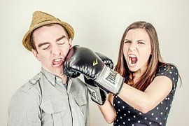 Why Couples Fight