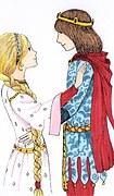 זוגיות עם נסיך