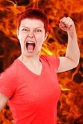 האם מותר לכעוס