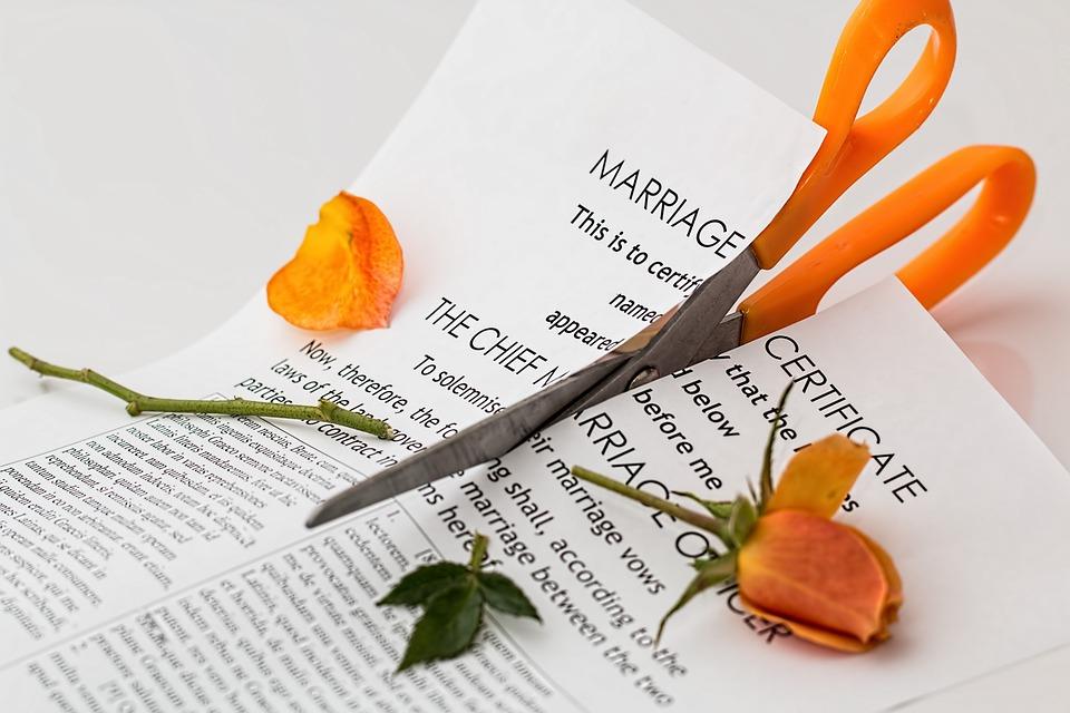 רוצים להתגרש